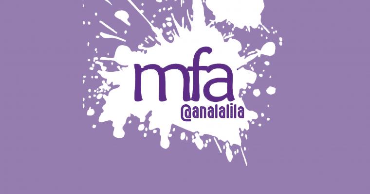 Ana la Lila en MFA